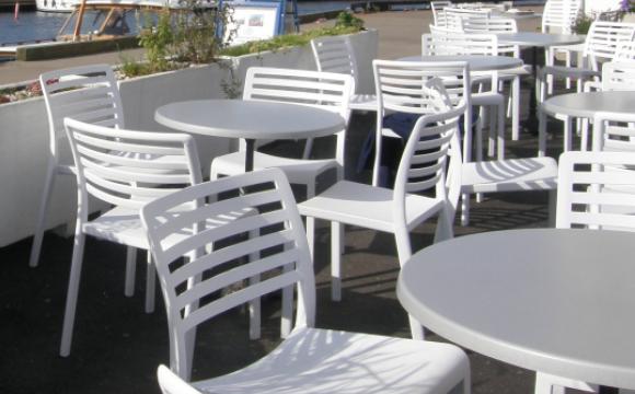 RESTAURANGUTRUSTNING  Restaurangstolar: Hur du väljer restaurangstolar!