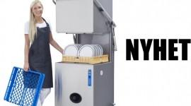 RESTAURANGUTRUSTNING : WD-6 DUPLUS : NYHET Restaurangmaskiner